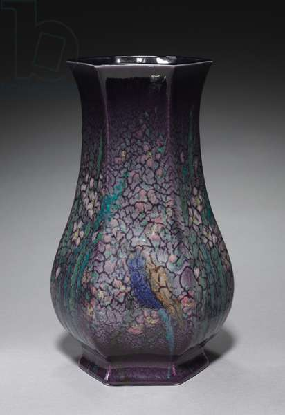 Vase, made by Rookwood Pottery Company, USA, 1926 (earthenware)