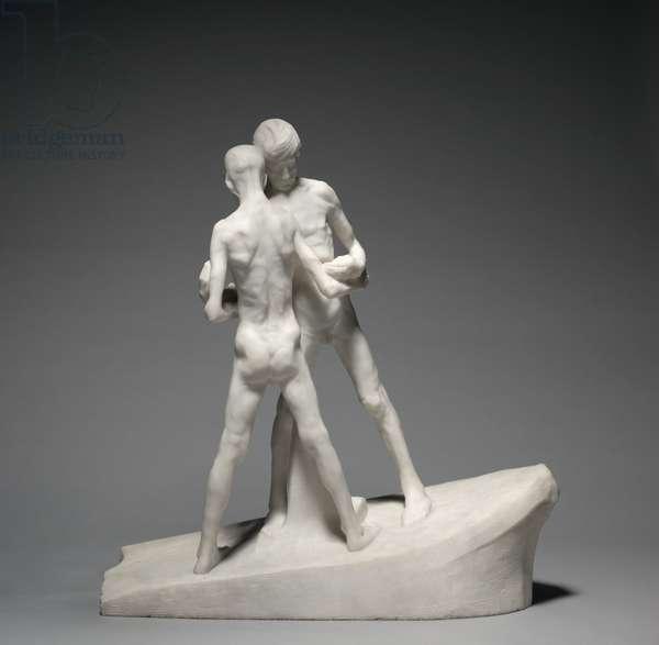 Solidarity, 1898 (marble)