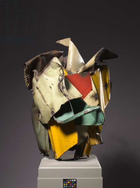Untitled, c.1958-1959 (painted & welded metal)