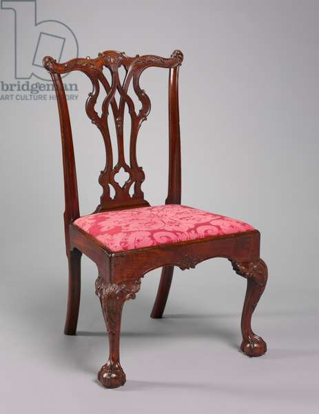 Side Chair, c.1770 (mahogany)