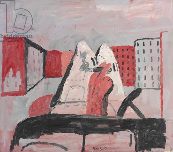 Tour, 1969 (oil on canvas)