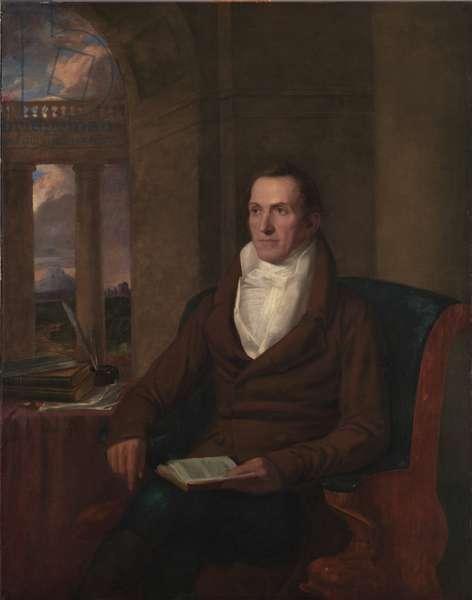 Samuel Williams, c.1817 (oil on canvas)