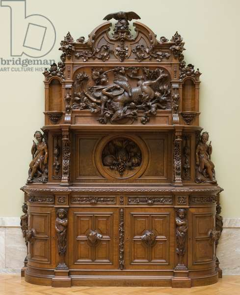 Sideboard, c.1855 (walnut)