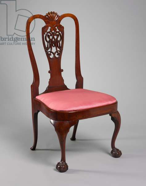 Side Chair, c.1760 (mahogany)