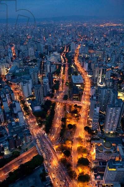 Sao Paulo, 2009 (photo)