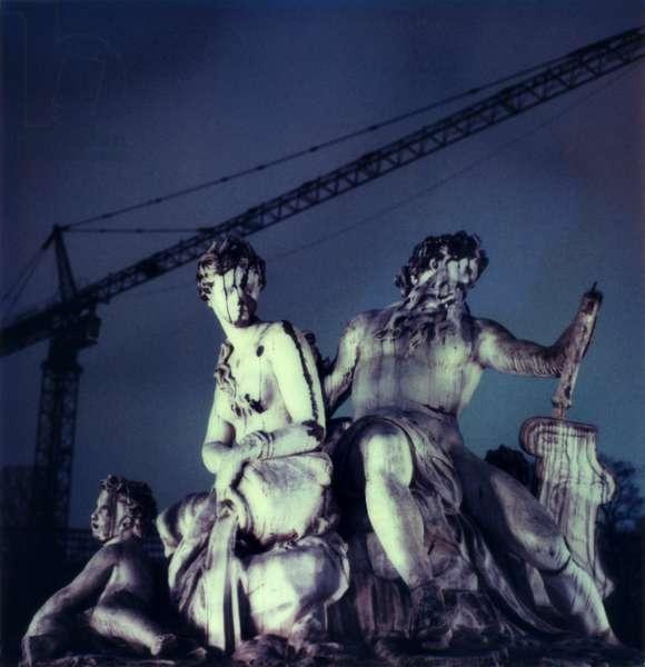 Jardin des Tuileries, 2003 (photo)