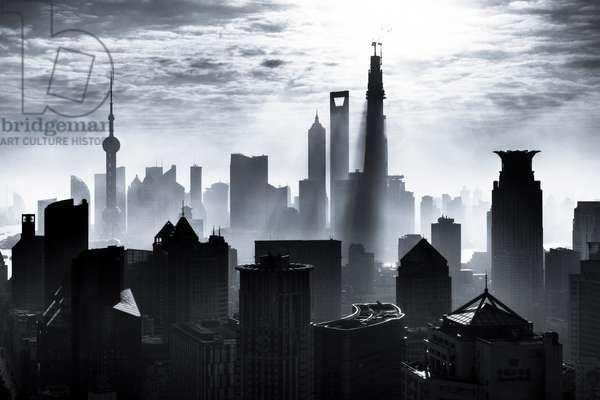Shanghai, 2013 (photo)