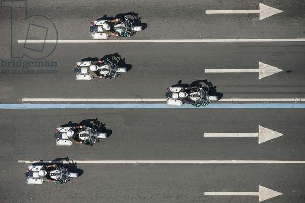 Motorcycles, 2013 (photo)