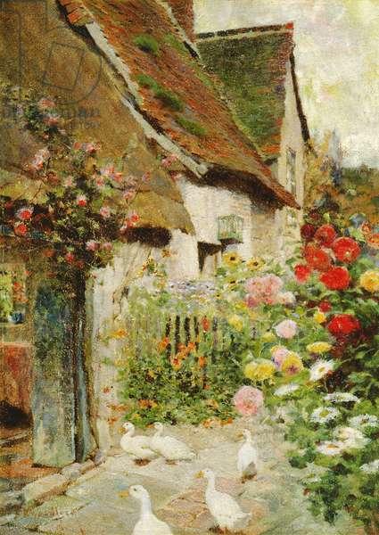 A Cottage Door