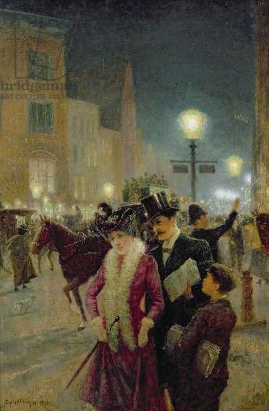 Edwardian London, 1901
