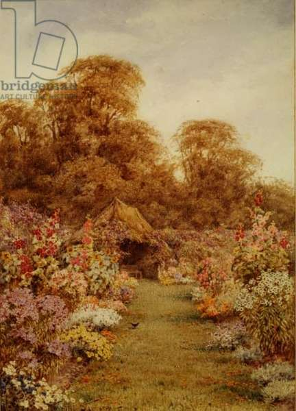 Old Thatched Summer House