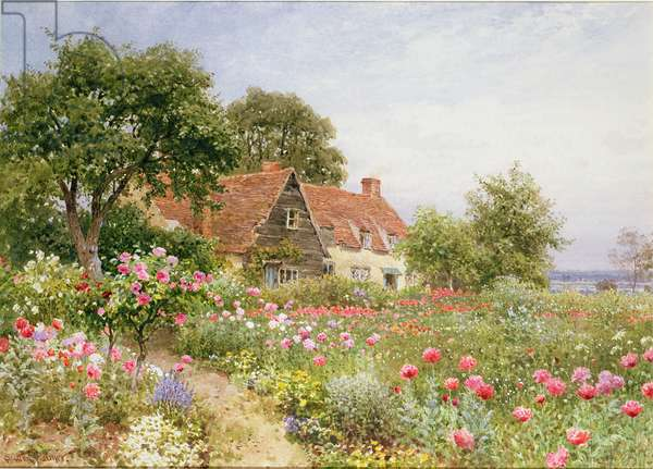 The Cottar's Pride - A Cottage Garden