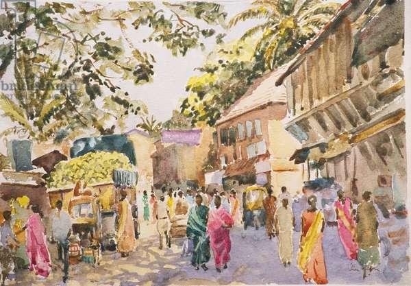 609 Shopping in Gujarati Rd