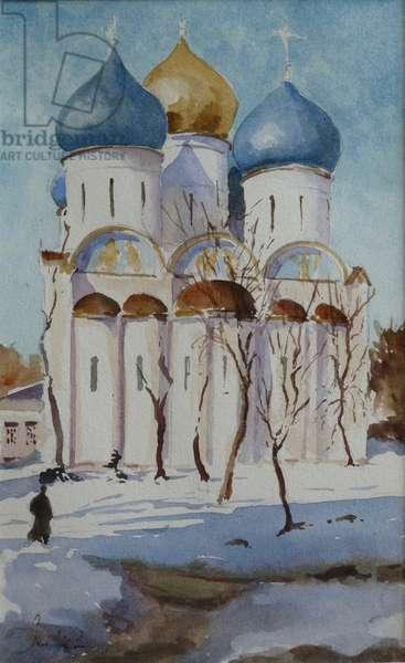 Zagorsk, 2008 (w/c)