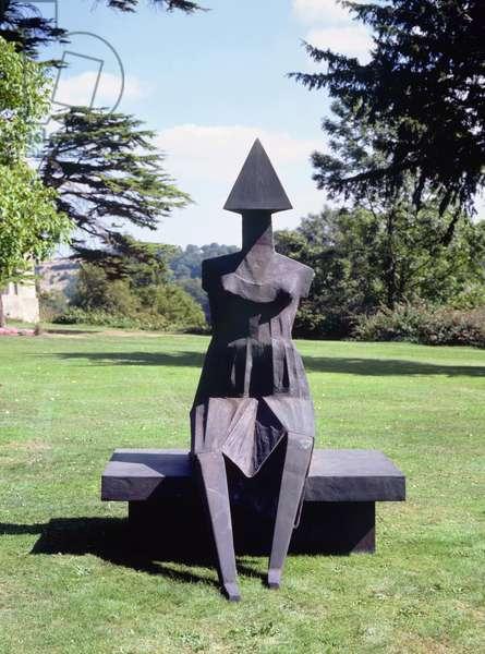 Little Girl, 1987 (bronze)