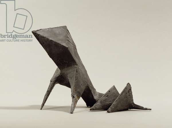 Maquette XIII Beast, 1967 (bronze)