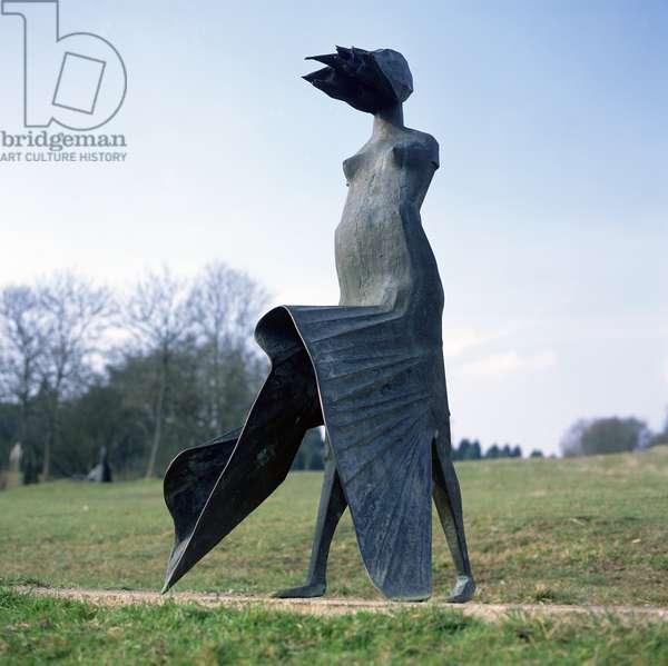 High Wind, 1988 (bronze)