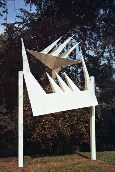 Rocker, 1977 (bronze)
