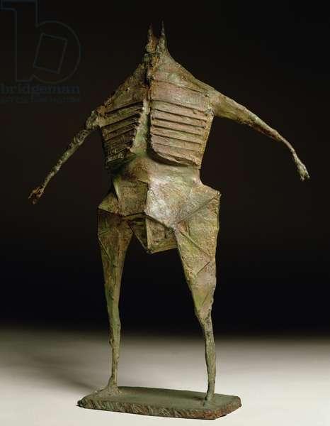 Standing Figure, 1956 (bronze)