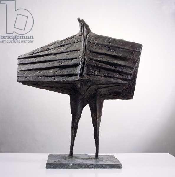 Stranger, 1956 (bronze)