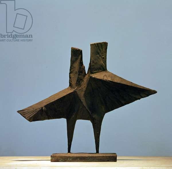 Maquette I Stranger, 1967 (bronze)