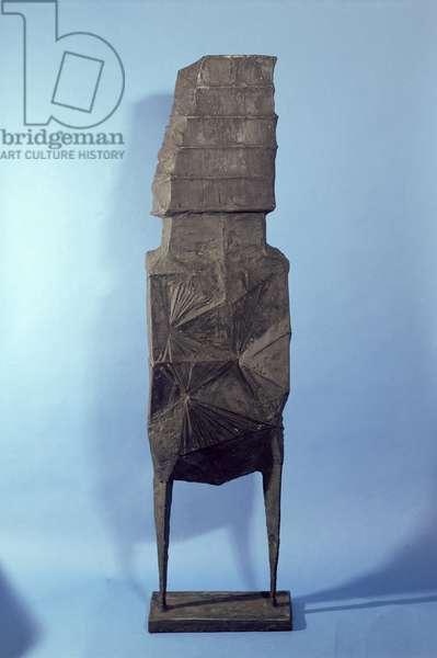 Watcher V, 1960-61 (bronze)