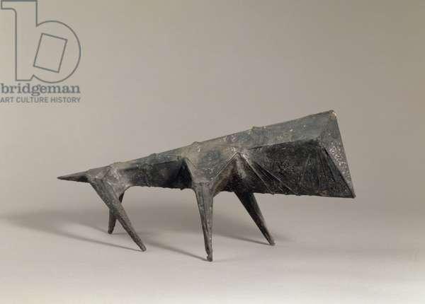 Maquette VIII Beast, 1967 (bronze)