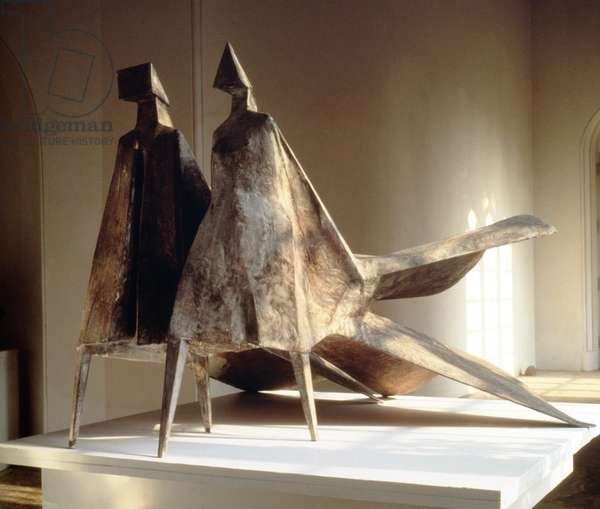 Maquette Jubilee II, 1983 (bronze) (see also 321137 and 405490)