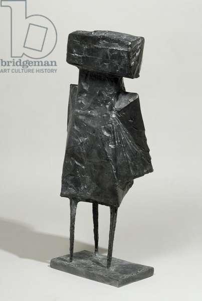 Watcher, 1959 (bronze)