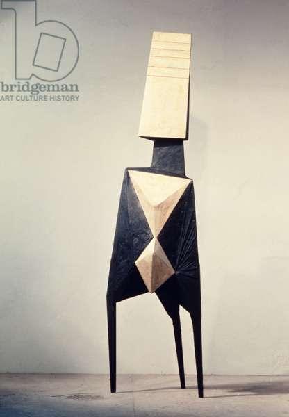 High Hat Man, 1968 (bronze)