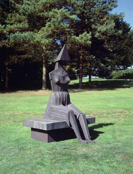 Little Girl III, 1987 (bronze)