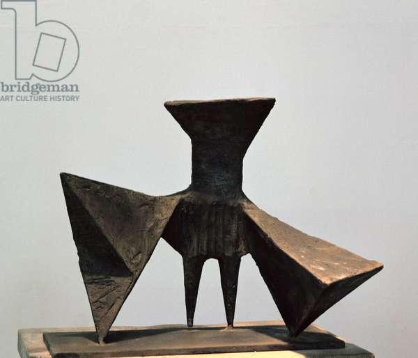 Maquette II Stranger, 1968 (bronze)