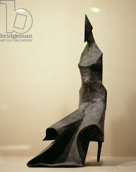 Maquette III High Wind, 1980 (bronze)