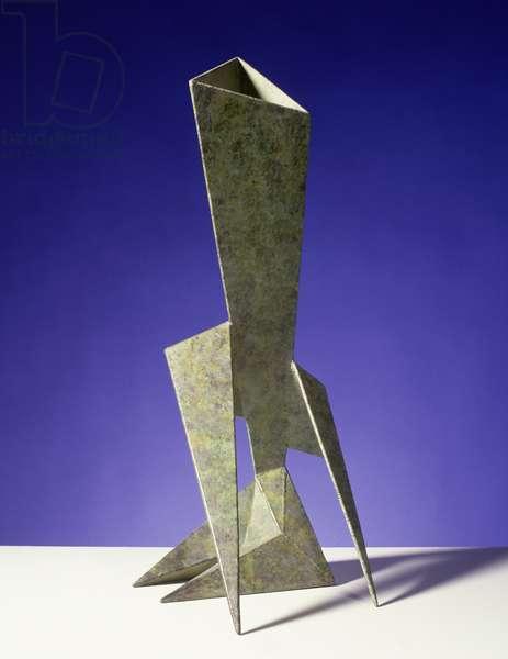 Stretching Beast, 1990 (bronze)