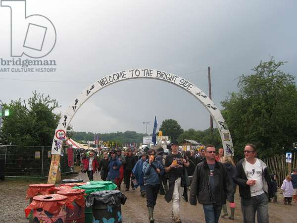 Glastonbury Festival 2007 -