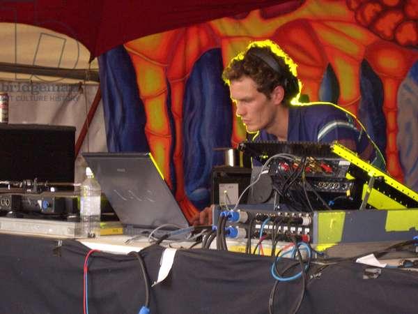 Glastonbury Festival - a