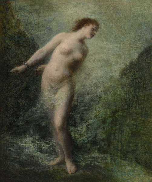 Andromeda, c.1902 (oil on canvas)