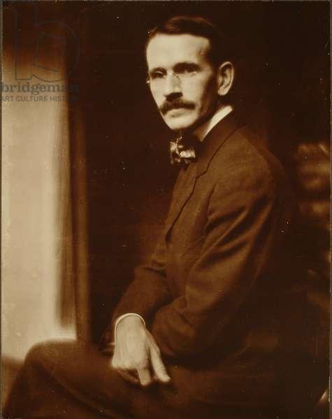 Arthur B. Davies, 1907 (platinum print)