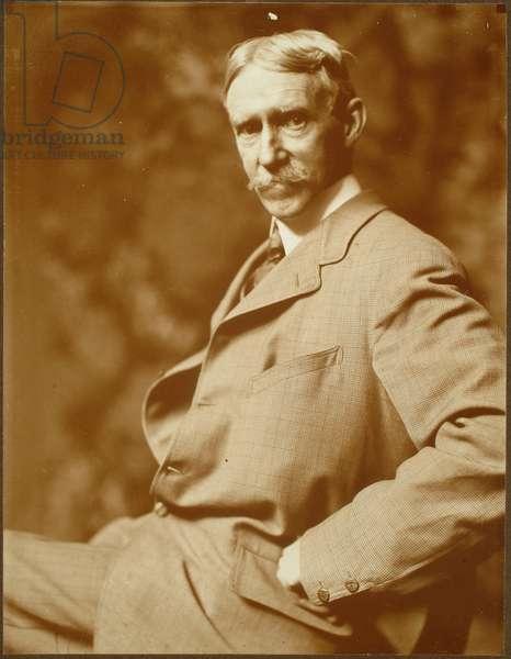 Maurice Prendergast, 1907 (platinum print)