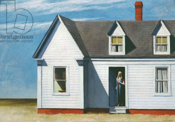 High Noon, 1949 (oil on canvas)