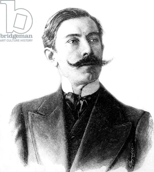 Alphonse de Chateaubriand received the Goncourt prize in 1911 for his novel Monsieur de Lourdines