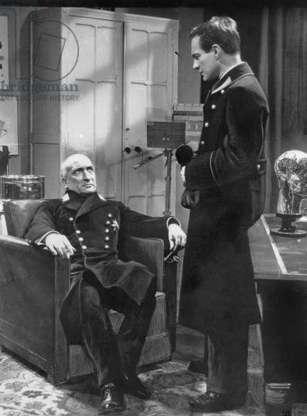 Sous les yeux d'Occident de MarcAllegret avec Jacques Copeau et Pierre Fresnay 1936