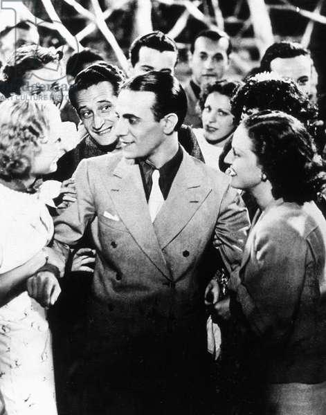 Naples au baiser de feu The Kiss of Fire de AugustoGenina avec Tino Rossi 1937