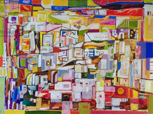 Tetuan (oil on canvas)