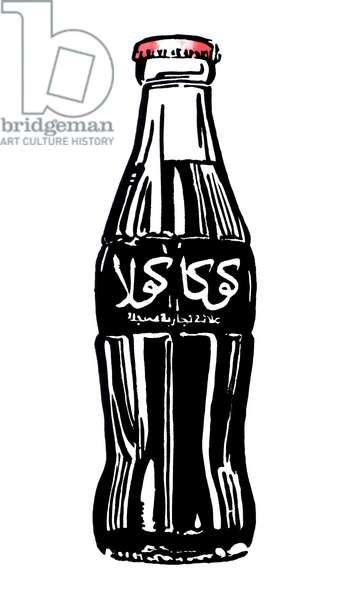 Insurgent Coke, 2003 (ink on paper)