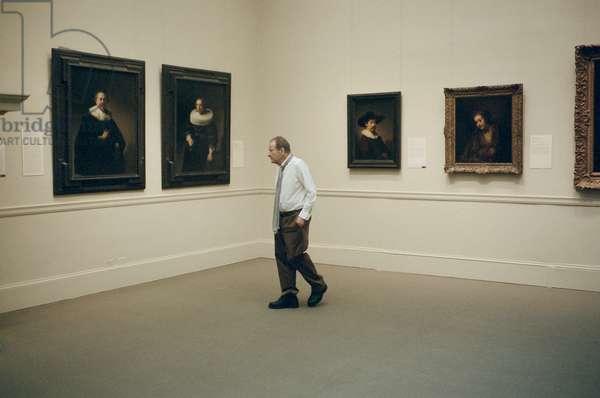 Lucian Freud, The Metropolitan Museum of Art, New York, 2007 (photo)