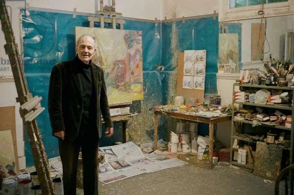 Frank Auerbach (photo)