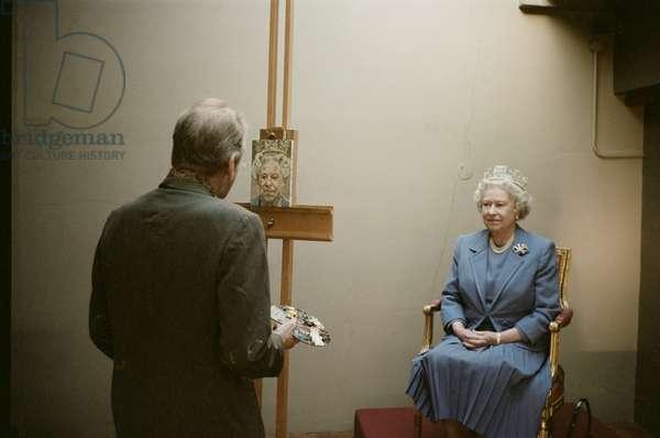 H. M. Queen Elizabeth II, 2001 (photo)