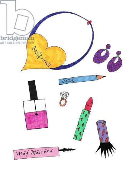 Jewellery & Make-Up