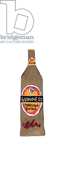 Guinness Bottle